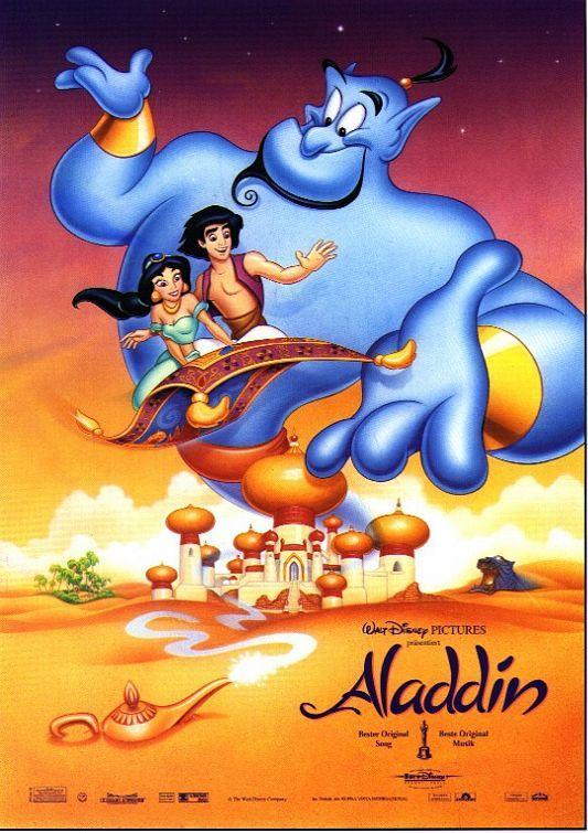 Aladdín (1992) Blu-Ray y DVDRip Audio Latino ...