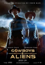 Cowboys & Aliens online (2011) Español latino descargar pelicula completa