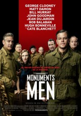 The Monuments Men Online (2014) Español latino descargar pelicula completa