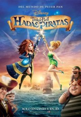 Campanilla hadas y piratas online (2014) Español latino descargar pelicula completa