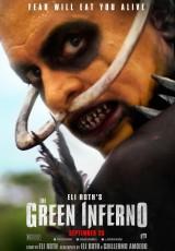 The Green Inferno online (2014) Español latino descargar pelicula completa