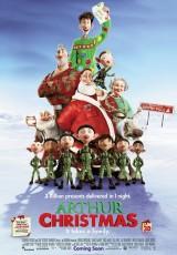 Arthur Christmas Operación regalo Online (2011) Español latino descargar pelicula completa