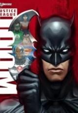 Justice League Doom Online (2012) Español latino pelicula completa