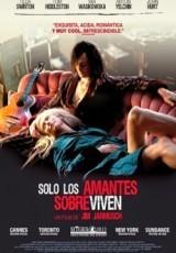 Solo los amantes sobreviven online (2013) gratis Español latino pelicula completa