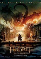 El Hobbit 3 online (2014) Español latino descargar pelicula completa