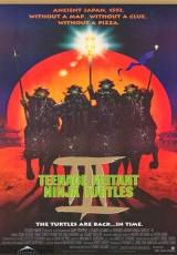 Jovenes mutantes tortugas ninja 3 online (1993) Español latino pelicula completa