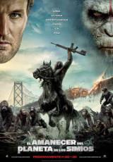 El amanecer del planeta de los simios 2 online (2014) gratis Español latino pelicula completa
