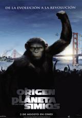 El origen del planeta de los simios 1 online (2011) gratis Español latino pelicula completa