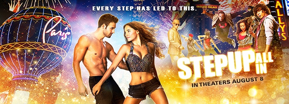 Step Up 5 All In online
