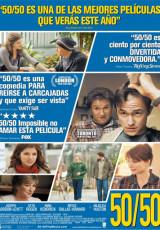 50/50 online (2011) Español latino descargar pelicula completa