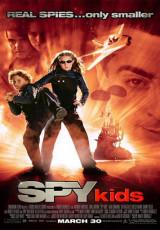 Spy Kids 1 (Mini Espías) online (2001) gratis Español latino pelicula completa