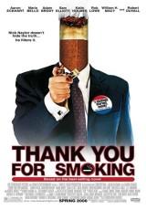 Gracias por fumar online (2005) Español latino descargar pelicula completa