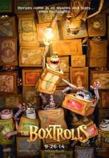Los Boxtrolls online (2014) Español latino descargar pelicula completa