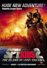 Spy Kids 2 (Mini Espías 2: La isla de los sueños perdidos) online (2002) gratis Español latino pelicula completa