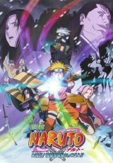 Naruto Shippuden 1: La Gran mision El rescate de la Princesa de la Nieve online (2004) Español latino descargar pelicula completa