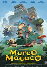 Marco Macaco online (2012) gratis Español latino pelicula completa