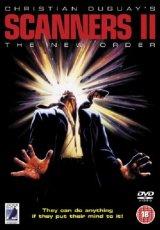 Scanners 2: El nuevo orden online (1991) Español latino descargar pelicula completa