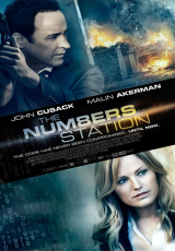 The Numbers Station online (2013) gratis Español latino pelicula completa