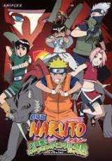 Naruto Shippuden 3: Revelion animal en la isla de la luna creciente online (2006) Español latino descargar pelicula completa