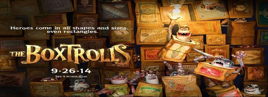 Los Boxtrolls online (2014)