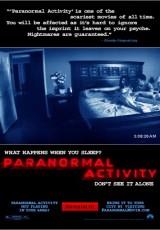 Actividad paranormal 1 online (2007) Español latino descargar pelicula completa