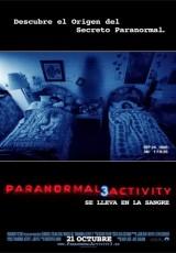 Actividad paranormal 3 online (2011) Español latino descargar pelicula completa