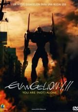 Evangelion 1.11 You Are (Not) Alone online (2007) Español latino descargar pelicula completa