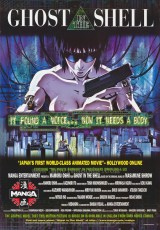 Ghost in the Shell online (1995) Español latino descargar pelicula completa