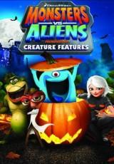 Monsters Vs Aliens Creature Features online (2014) gratis Español latino pelicula completa