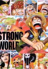 One Piece Strong World online (2009) Español latino descargar pelicula completa
