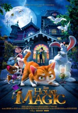 The House of Magic online (2013) Español latino descargar pelicula completa