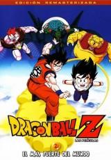 Dragon Ball Z: El más fuerte del mundo online (1989) Español latino descargar pelicula completa