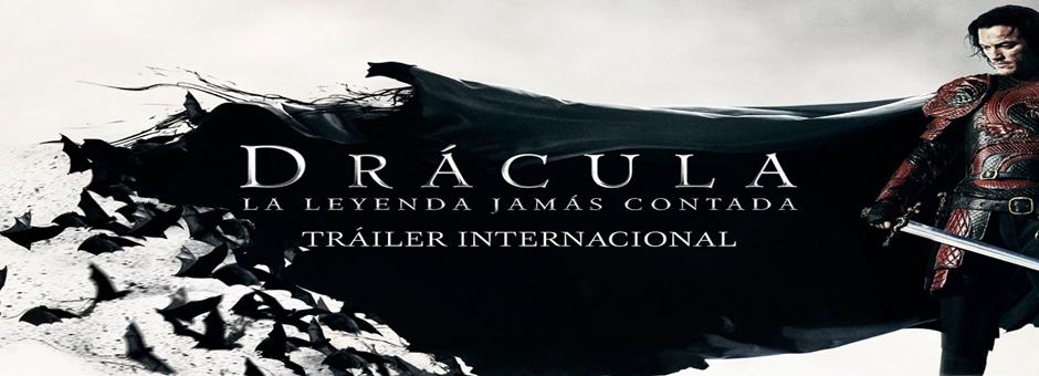 Dracula La leyenda jamas contada online (2014)