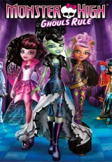 Monster High Ghouls Rule online (2012) Español latino descargar pelicula completa
