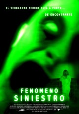 Fenomeno Siniestro 1 online (2011) Español latino descargar pelicula completa