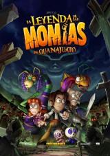 La leyenda de las momias de Guanajuato online (2014) Español latino descargar pelicula completa
