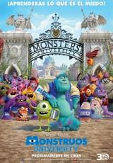 Monstruos University online (2013) Español latino descargar pelicula completa