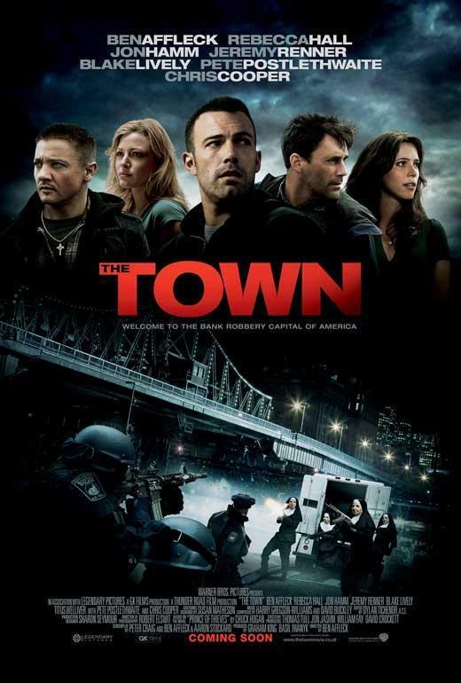The Town online (2010) Español latino descargar pelicula