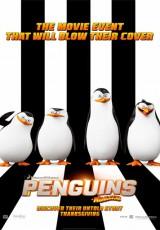 Los pinguinos de Madagascar online (2014) Español latino descargar pelicula completa