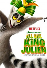 All Hail King Julien (Viva el Rey Julien) online (2014) Español latino descargar pelicula completa
