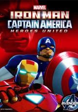 Iron Man and Captain America: Heroes United online (2014) Español latino descargar pelicula completa