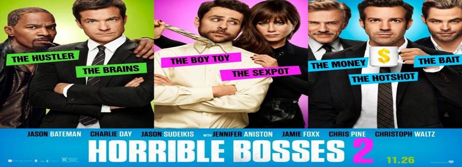 Horrible Bosses 2 online (2014)