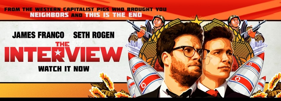 The Interview online (2014)