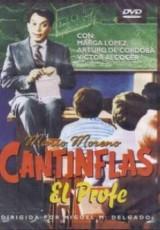 Cantinflas El profe online (1971) Español latino descargar pelicula completa