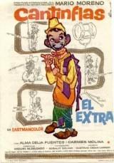 Cantinflas El extra online (1962) Español latino descargar pelicula completa
