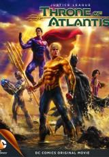 La liga de la justicia: El trono de Atlantis online (2015) Español latino descargar pelicula completa