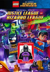 Lego Batman: Justice League vs. Bizarro League online (2015) Español latino descargar pelicula completa