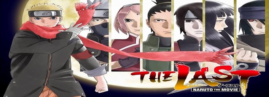 Naruto Shippuden The Last online (2014)
