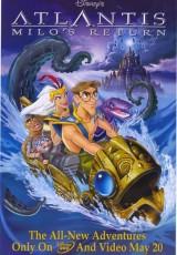 Atlantis: El regreso de Milo online (2003) Español latino descargar pelicula completa