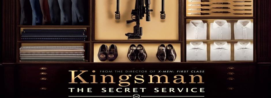 Kingsman: Servicio secreto online (2015)